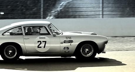 Aston-Martin DB4 GT
