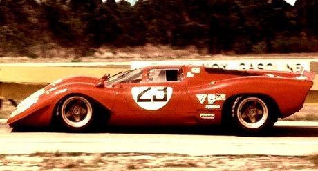 Ferrari 312P Coupe