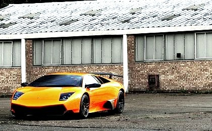 Lamborghini LP670-4 Super Veloce