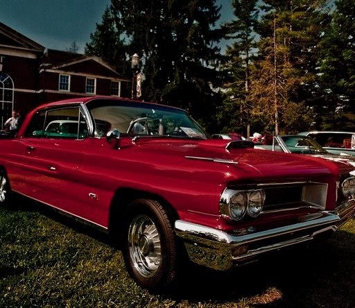 62 Pontiac Grand Prix 421