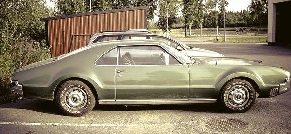 67 Oldsmobile Toronado