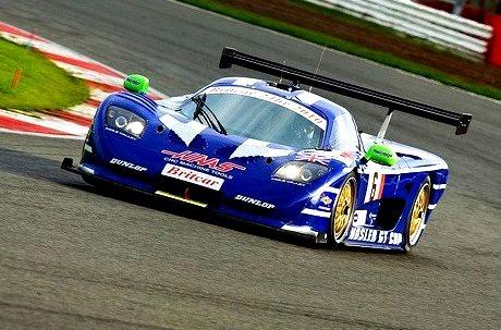 Mosler MT900R GT Cup