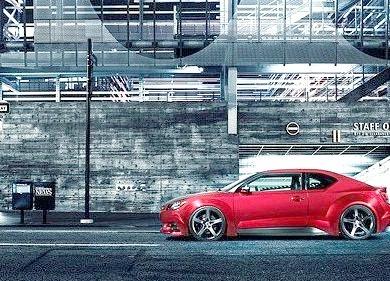 11 Scion tC Concept Car