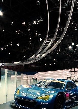 Subaru BRZ GT300