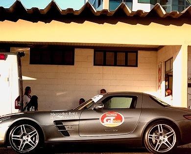 Mecedes-Benz SLS AMG