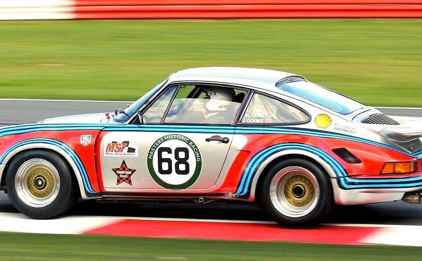 74 Porsche 911 RSR