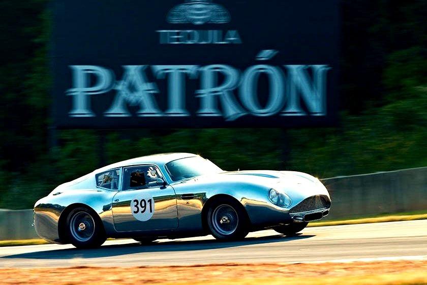 60 Aston Martin DB4GT Zagato