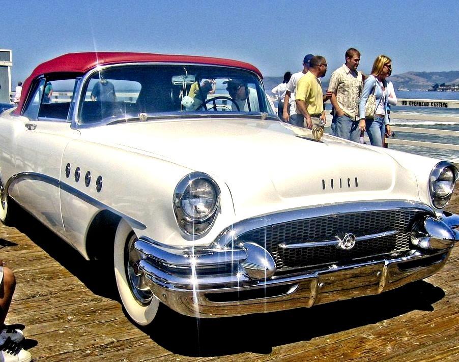 55 Buick Roadmaster