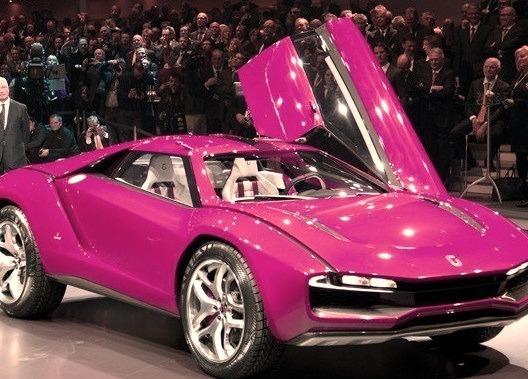 Italdesign Giugiaro X-GT
