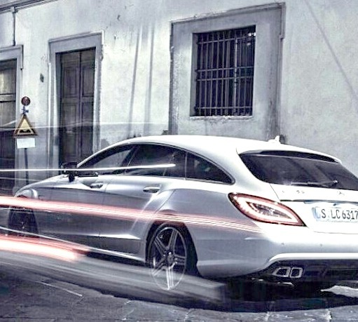 Mercedes Benz CLS 63 Shootingbrake AMG