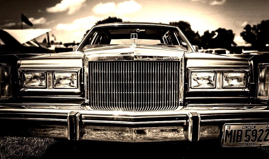 84 Lincoln Town Car