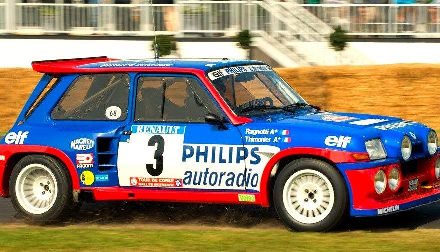 Renault 5 Maxi Turbo