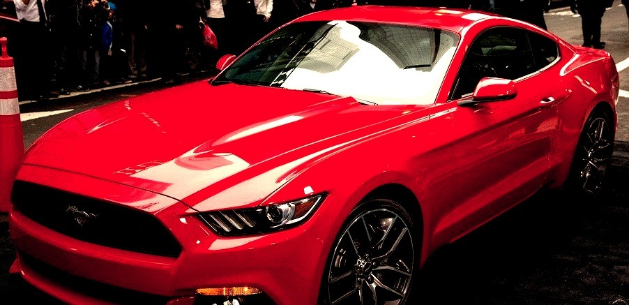 15 Ford Mustang