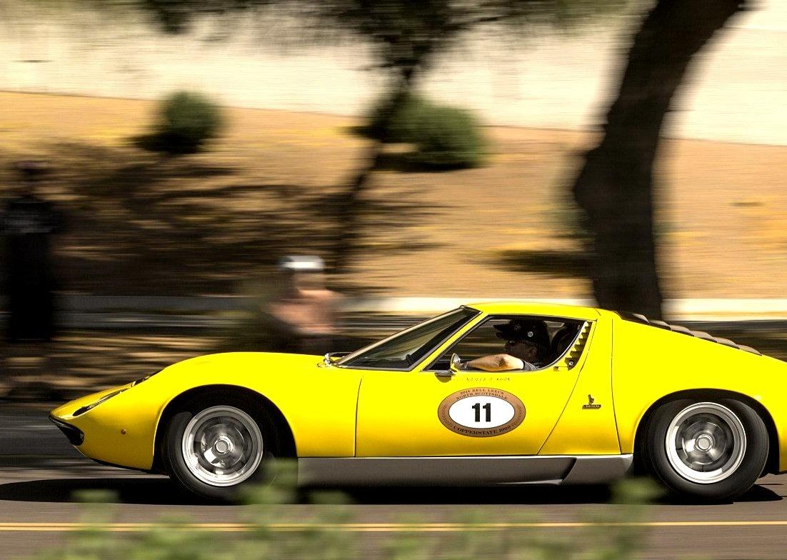 1968 Lamborghini Miura S