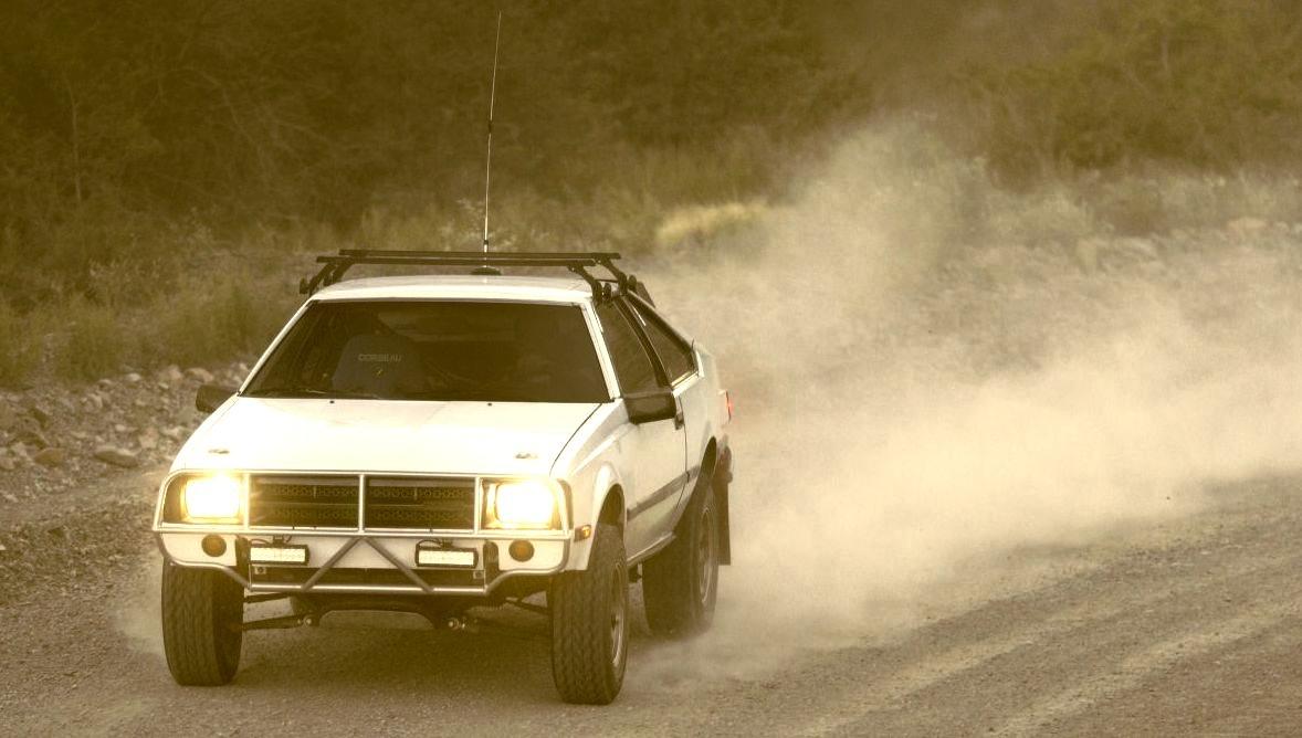 1984 Toyota Celica GT Rally