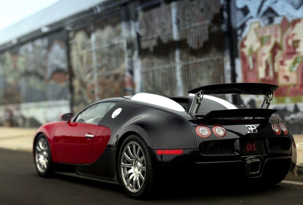 The first one. 2006 Bugatti Veyron #001
